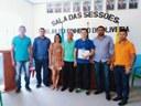 Auditores do TCE realizam reunião com Vereadores no Município de Porto Walter