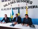 Câmara Municipal de Porto Walter Apresenta Nova Mesa Diretora  Biênio 2019/2020