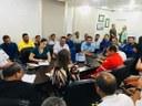 Vereadores e Prefeito participam de Audiência Pública para tratar da falta de combustível em Porto Walter